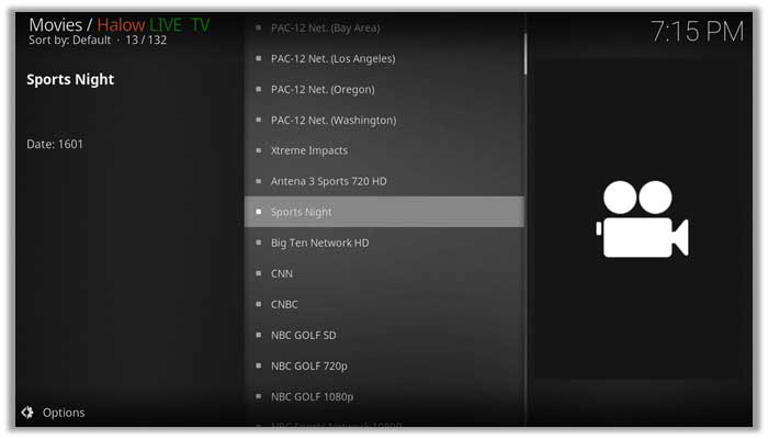How to Watch NCAA Basketball on Kodi