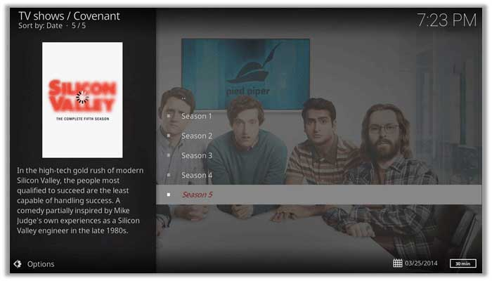 How to Watch Silicon Valley on Kodi
