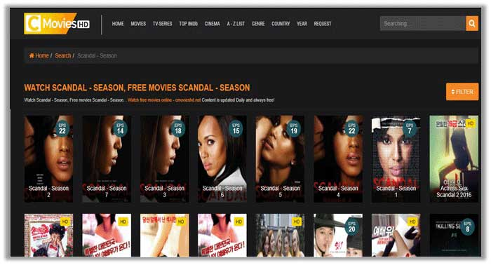 How to Watch Scandal Live Online For Free Without Cable