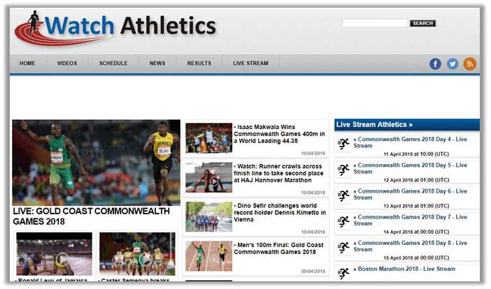 How To Watch Commonwealth Games Live Online Free Without Cable