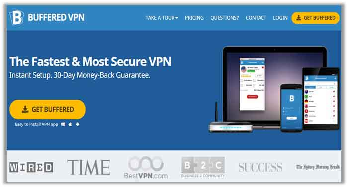 Buffered VPN for Ubuntu