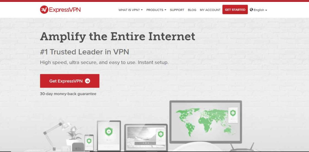 Express VPN for Browser