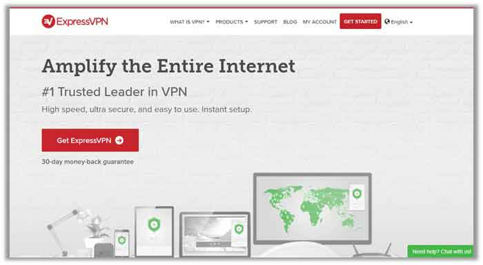 ExpressVPN for Ubuntu