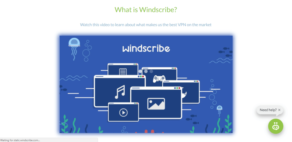 WindscribeVPN for pc