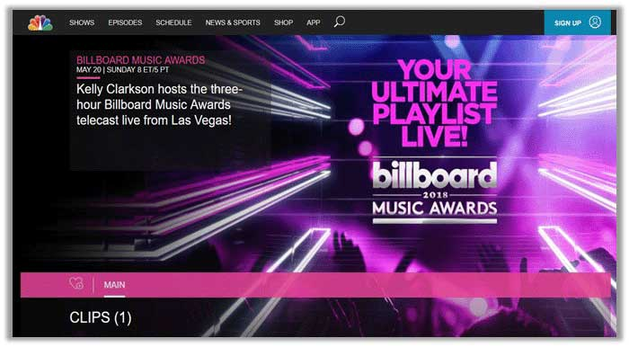 How to Watch Billboard Music Awards 2018 Live Free Online Stream