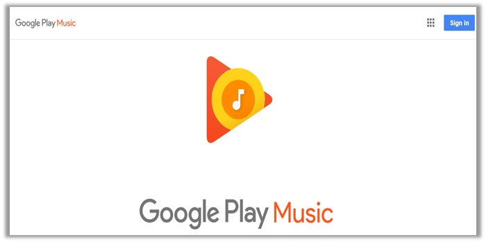 Google Play Music VPN