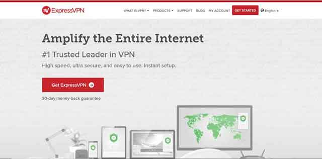 EpressVPN for free internet