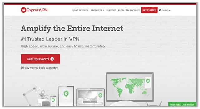 ExpressVPN for Chromebook