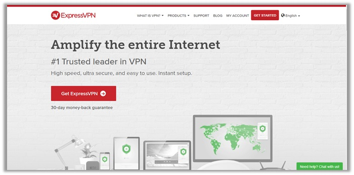 ExpressVPN for Russia