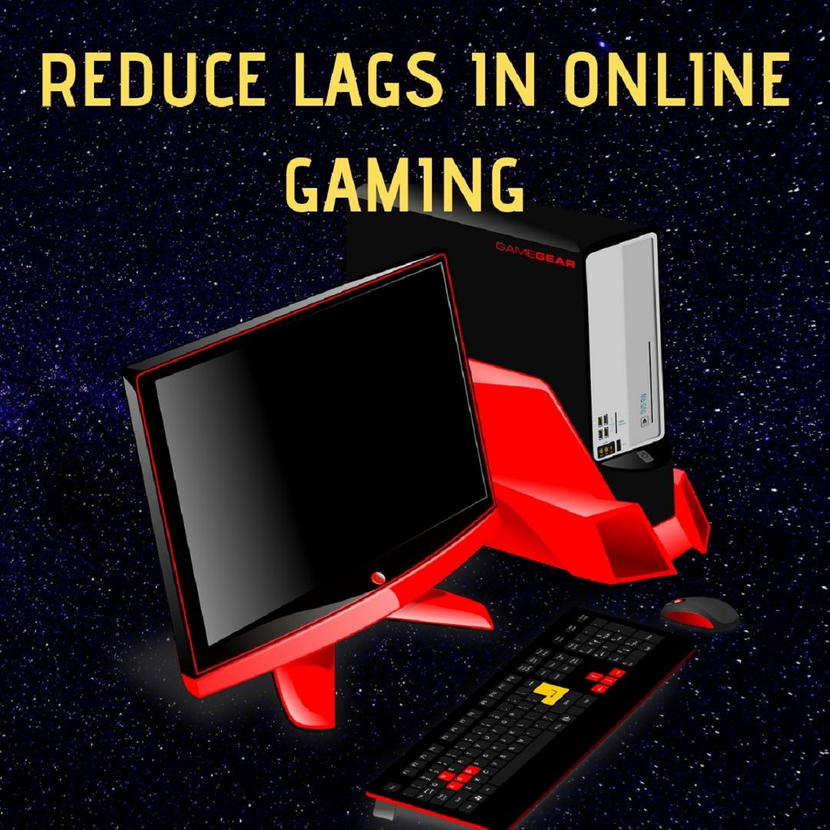 How to Reduce Lag in Online Gaming