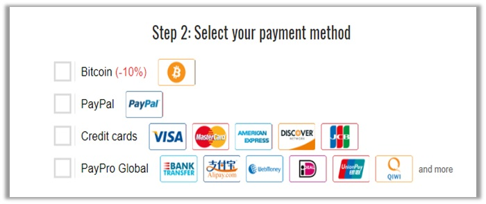 Trust.Zone Payment Methods Review