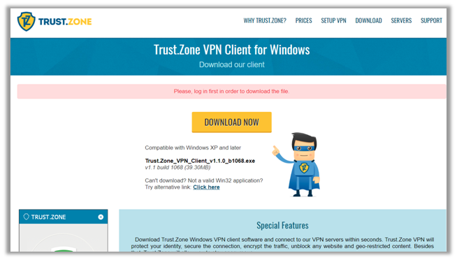 TrustZone Compatibility (2)