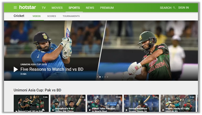 How to Watch Asia Cup Final 2018 Streaming Live in USA