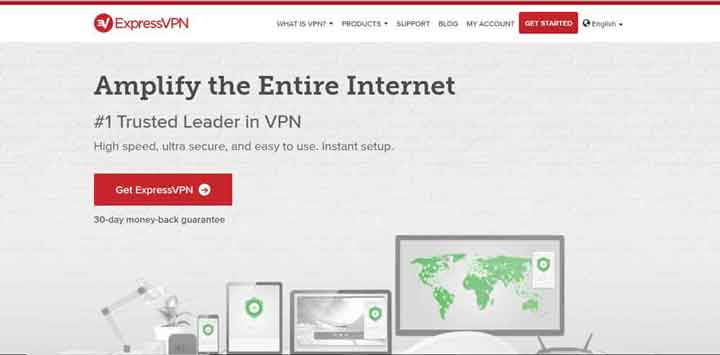 EpressVPN for torrenting