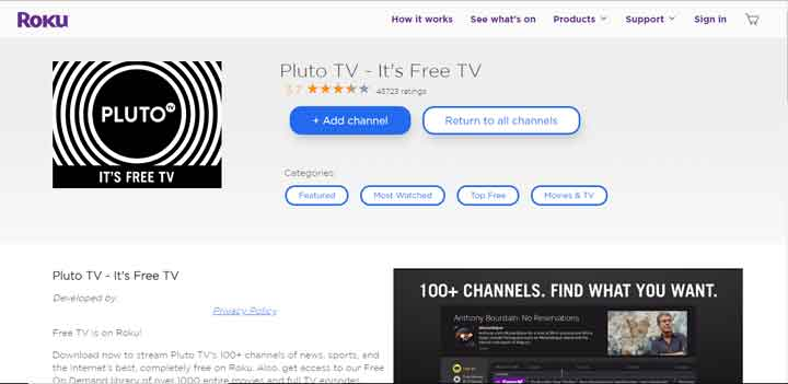 How to Watch Pluto TV Outside USA - Unblock Pluto TV in 2019