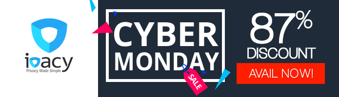 Cyber Monday Ivacy vpn deal
