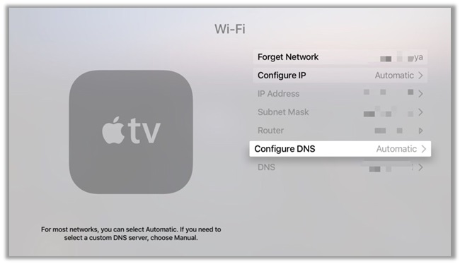 Setting Up a Smart DNS Proxy for Apple TV
