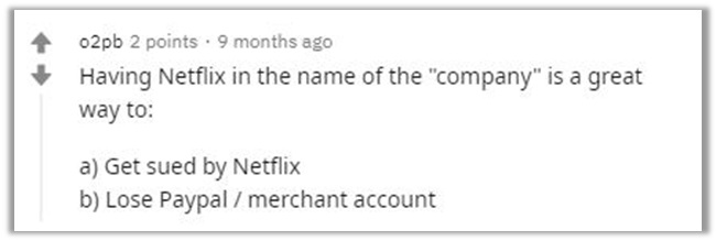NetflixVPN Reddit Review 3