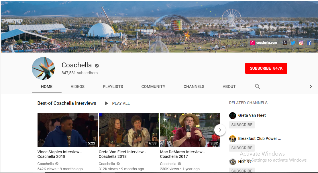 How to Watch Coachella Live Online Stream