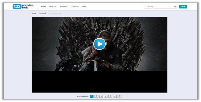 123movies HD game of thrones