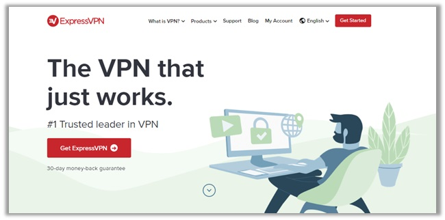 ExpressVPN Unblocking Hulu