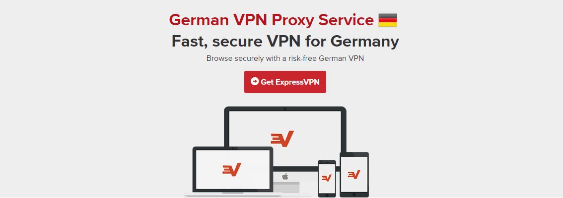 ExpressVPN for Germany