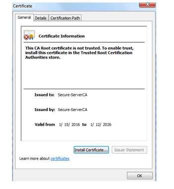 openvpn authentication certificate review