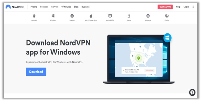 NordVPN App Download