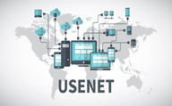 Safely Access UseNet for Sharing of Files Anytime